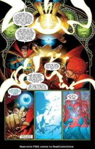 Spidermans Deal with the Devil Mephisto